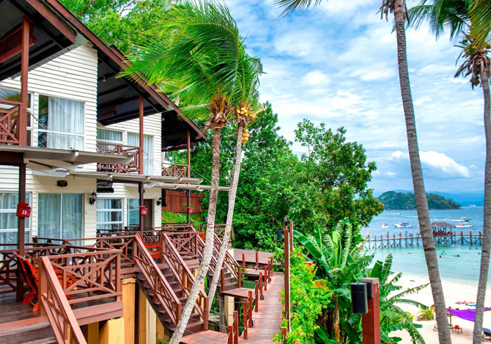 Pulau Sapi Accommodation